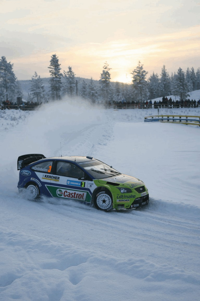 2007 Ford Focus RS WRC 245453