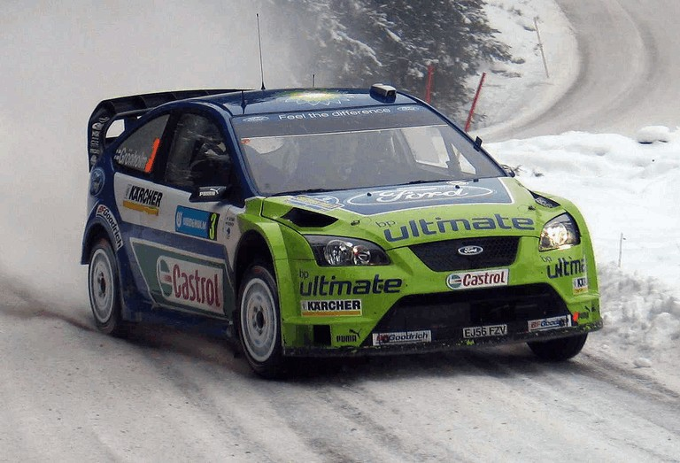 2007 Ford Focus RS WRC 245455