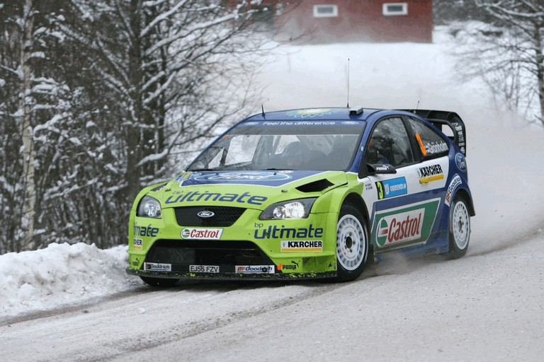 2007 Ford Focus RS WRC 245457