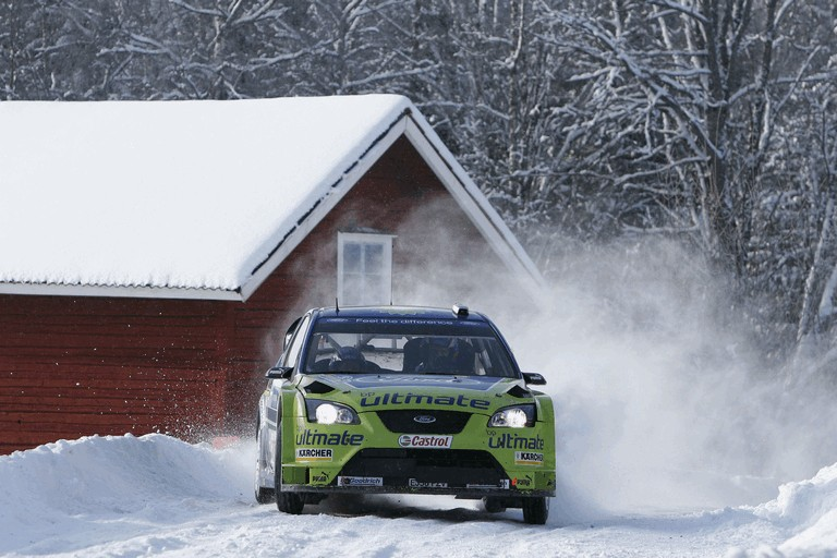 2007 Ford Focus RS WRC 245462