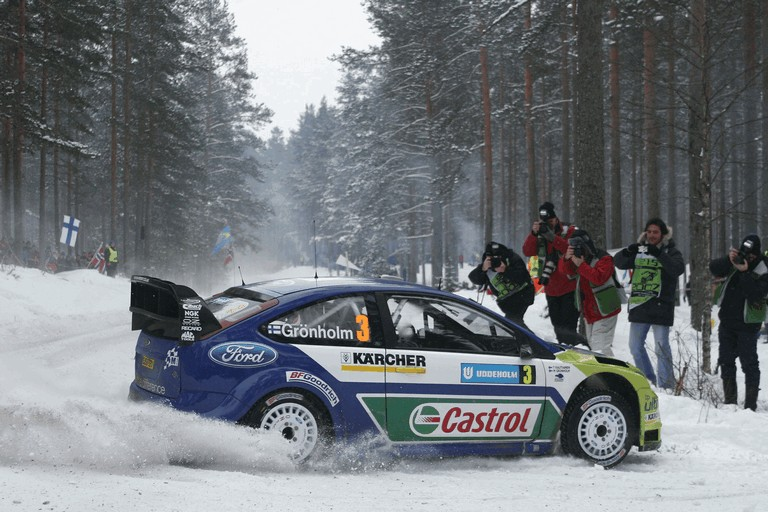 2007 Ford Focus RS WRC 245466