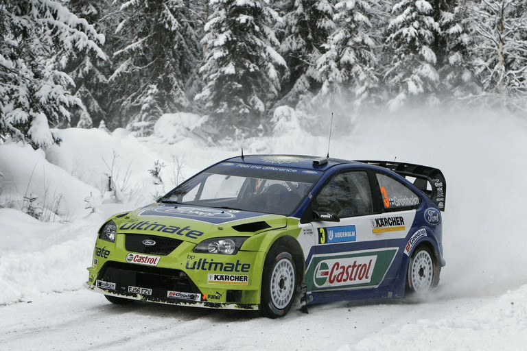 2007 Ford Focus RS WRC 245467
