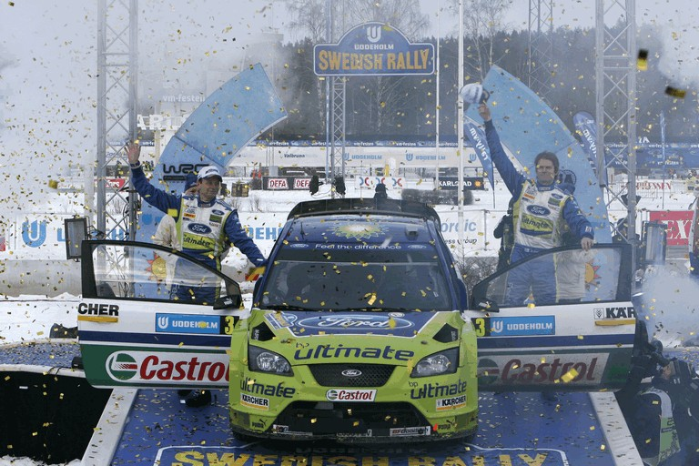 2007 Ford Focus RS WRC 245468