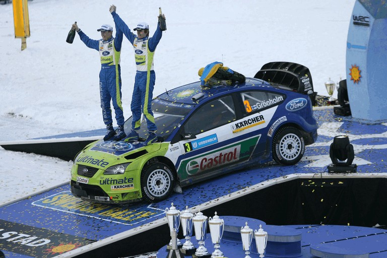 2007 Ford Focus RS WRC 245469