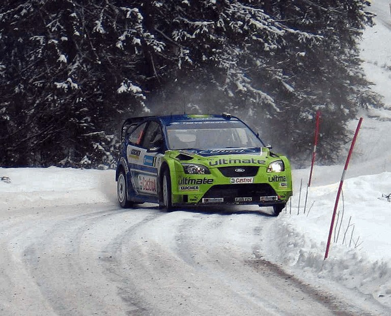 2007 Ford Focus RS WRC 245471