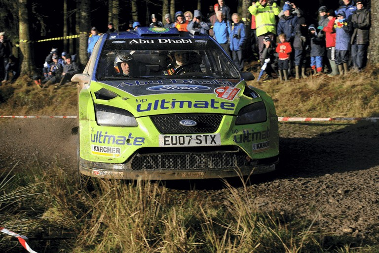 2007 Ford Focus RS WRC 245476