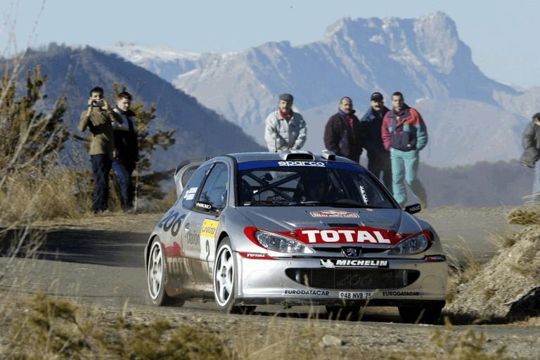 2002 Peugeot 206 WRC 245560