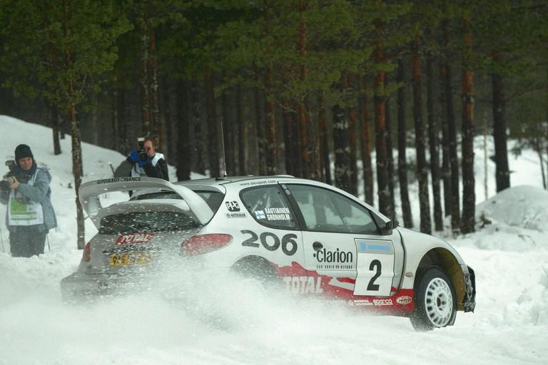 2002 Peugeot 206 WRC 245561