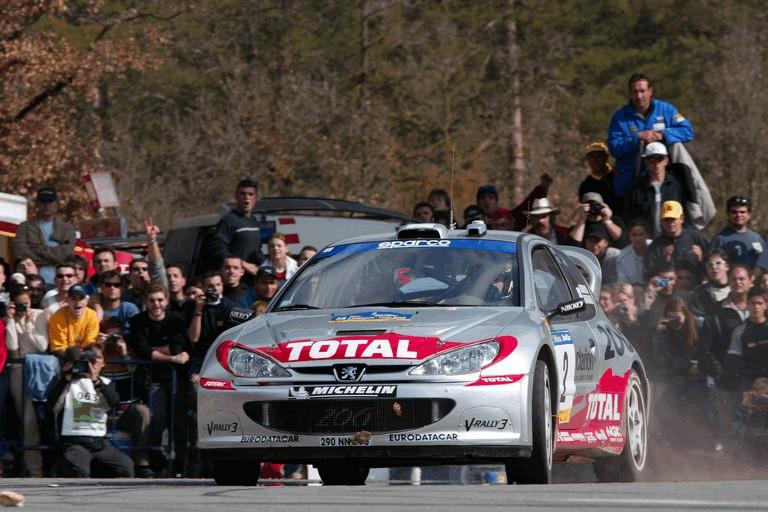 2002 Peugeot 206 WRC 245563