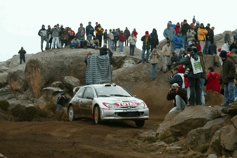 2002 Peugeot 206 WRC 245565