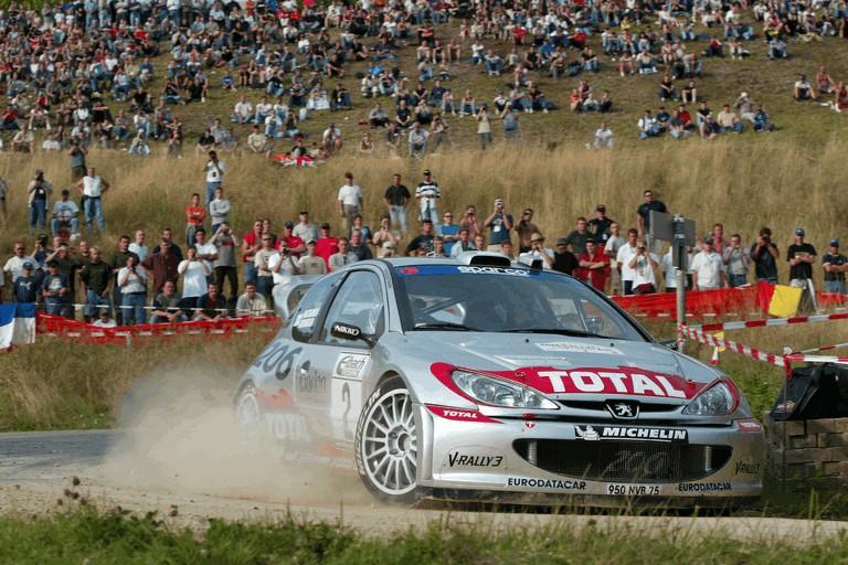 2002 Peugeot 206 WRC 245569