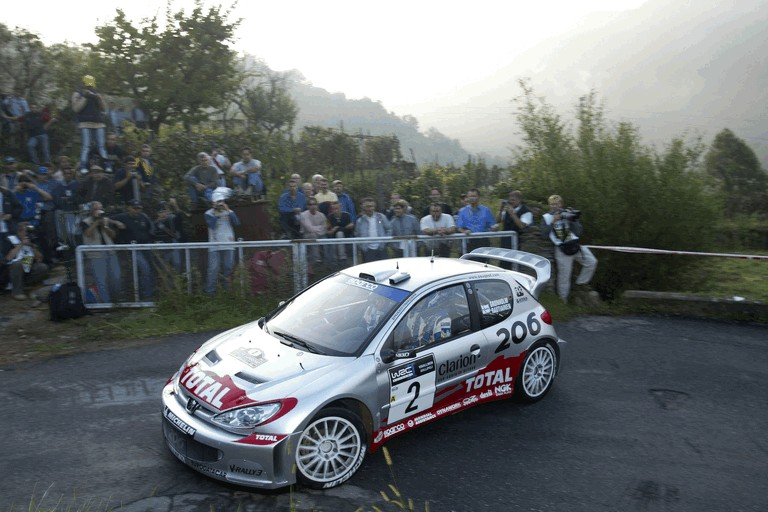 2002 Peugeot 206 WRC 245570