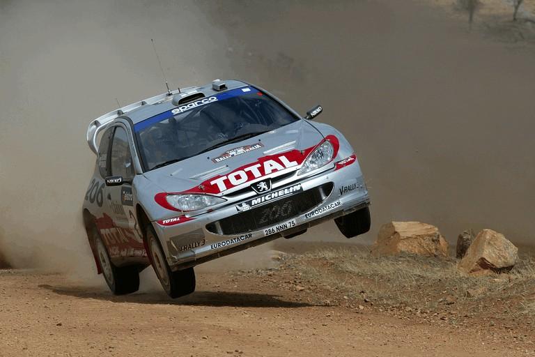 2002 Peugeot 206 WRC 245572