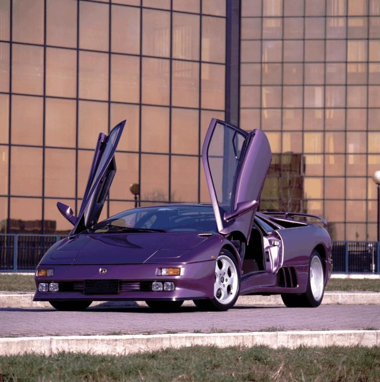 1994 Lamborghini Diablo SE 197549