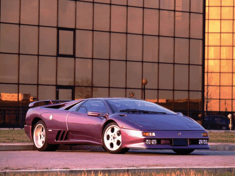 1994 Lamborghini Diablo SE 197551