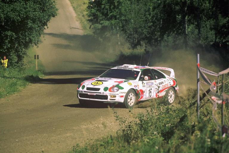 1997 Toyota Celica WRC 245633