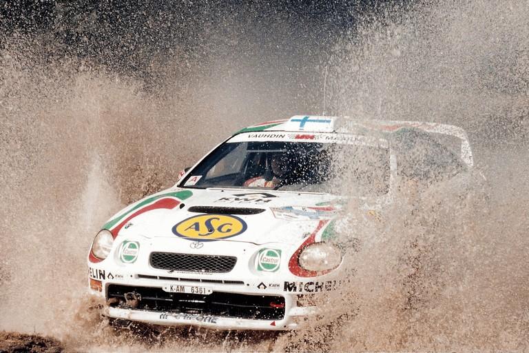 1997 Toyota Celica WRC 245634
