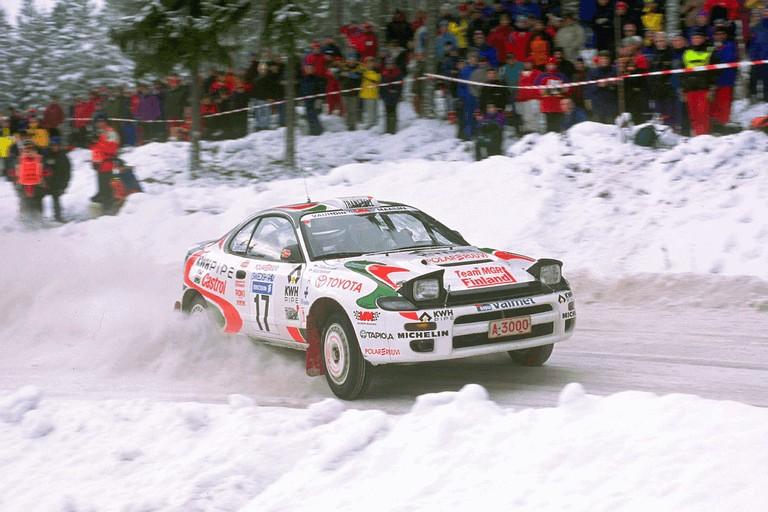 1997 Toyota Celica WRC 245636