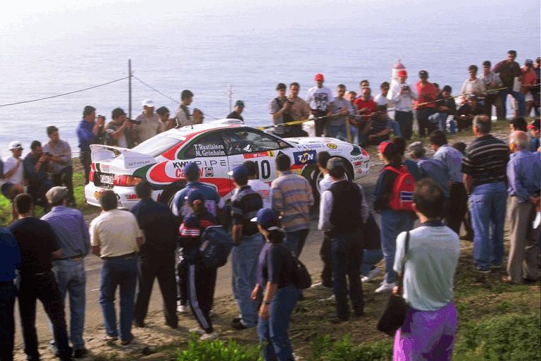 1997 Toyota Celica WRC 245637