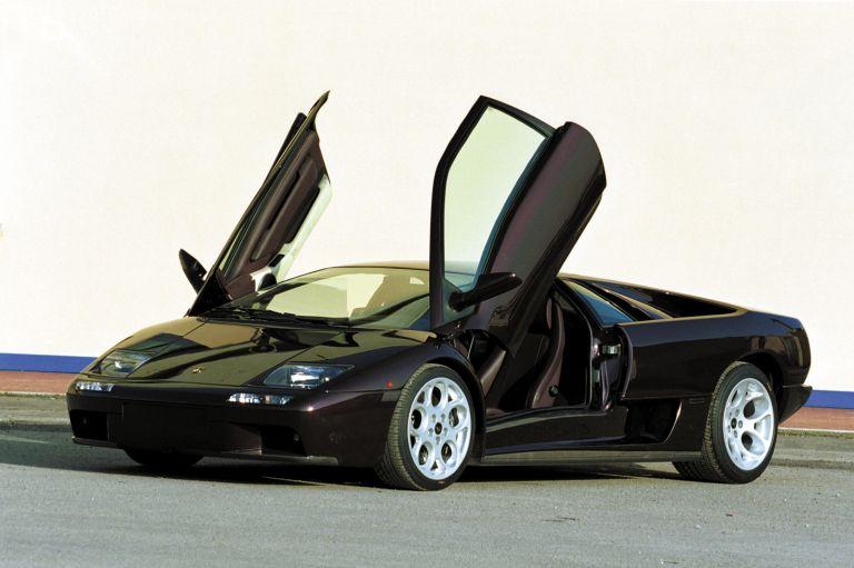 2001 Lamborghini Diablo 6.0 SE 613154