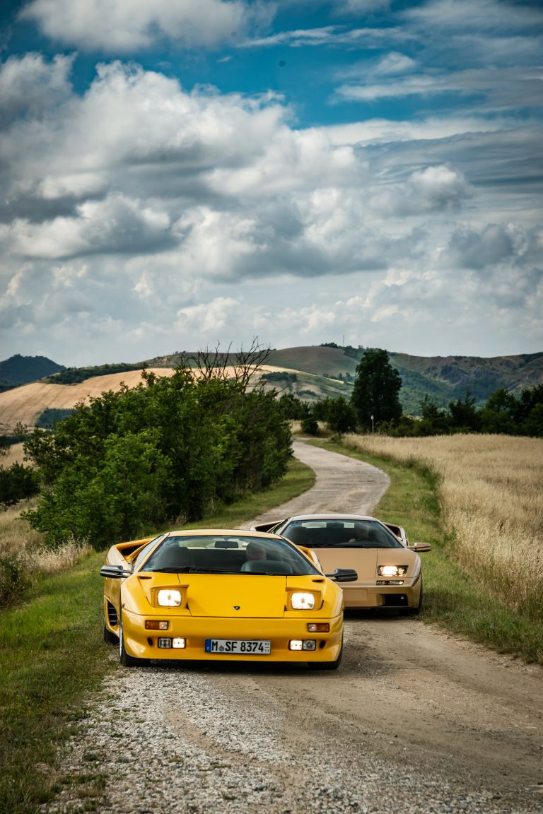 2001 Lamborghini Diablo 6.0 SE 613163