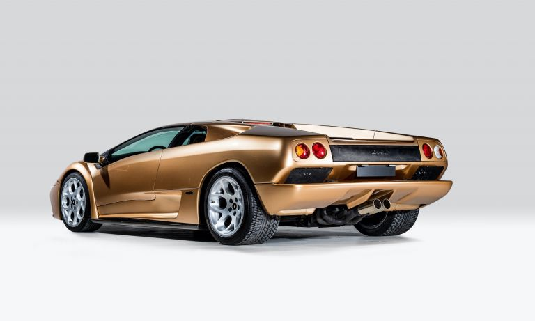 2001 Lamborghini Diablo 6.0 SE 613183