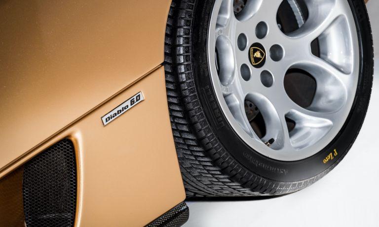 2001 Lamborghini Diablo 6.0 SE 613188