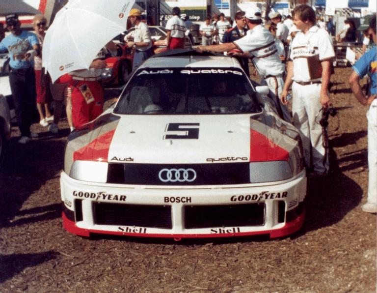 1989 Audi 90 Quattro IMSA GTO 319236