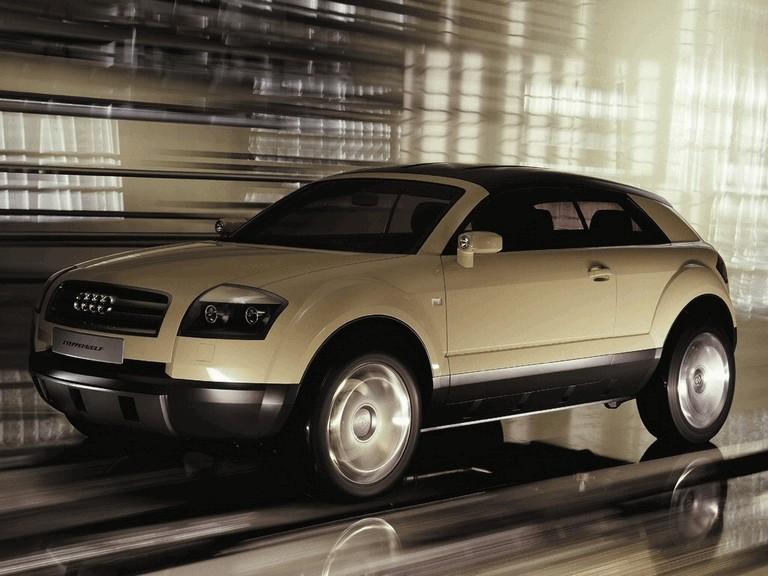2000 Audi Steppenwolf concept 245729