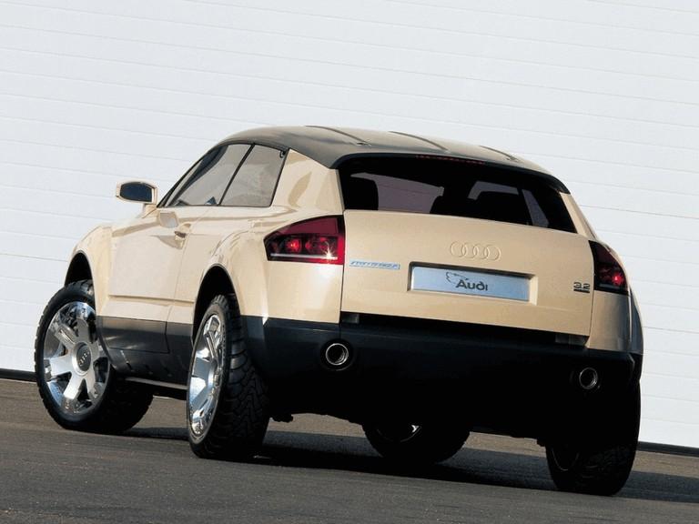 2000 Audi Steppenwolf concept 245730