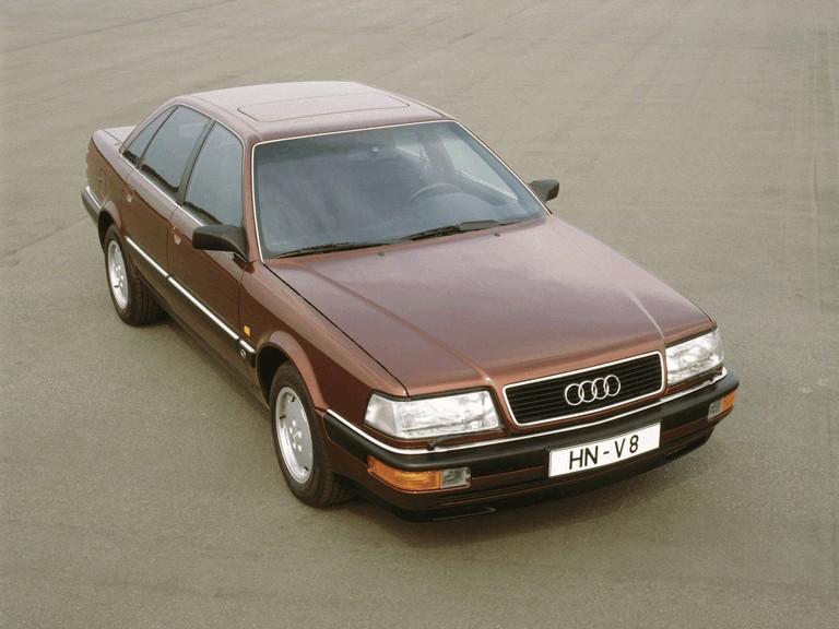 1988 Audi V8 245736