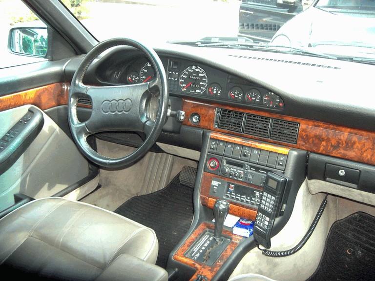 1988 Audi V8 245737