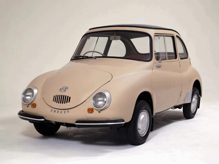 1958 Subaru 360 Prototype 194639