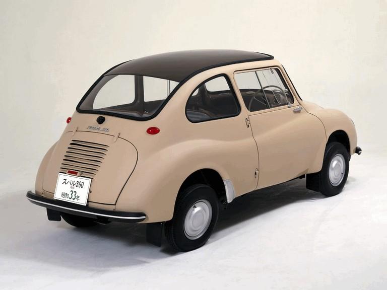 1958 Subaru 360 Prototype 194640