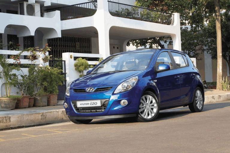 2009 Hyundai i20 246383
