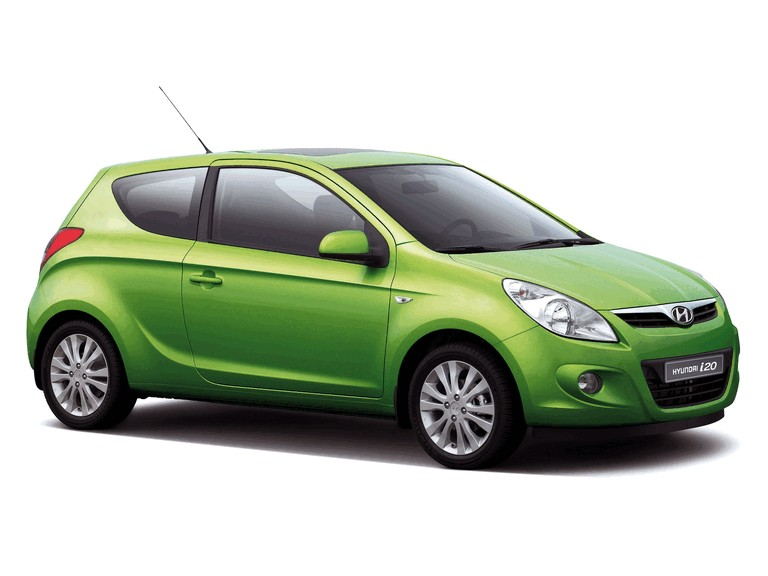 2009 Hyundai i20 246386