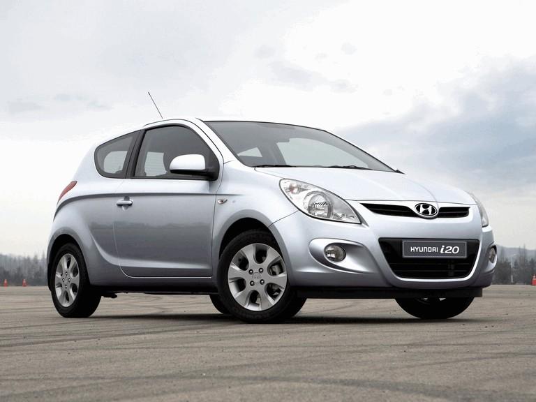 2009 Hyundai i20 246393