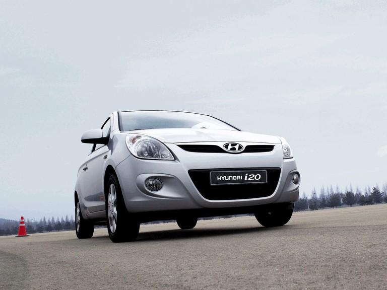 2009 Hyundai i20 246407