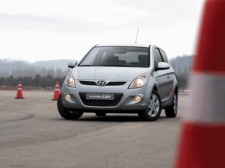 2009 Hyundai i20 246408