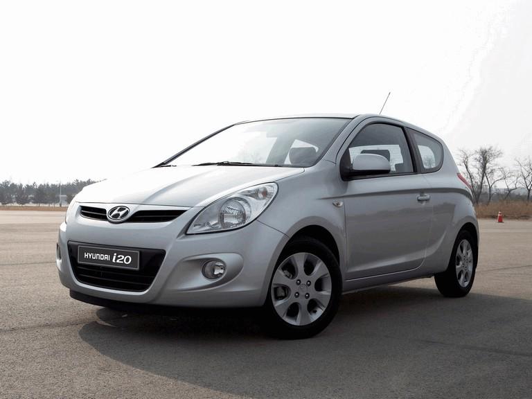2009 Hyundai i20 246410