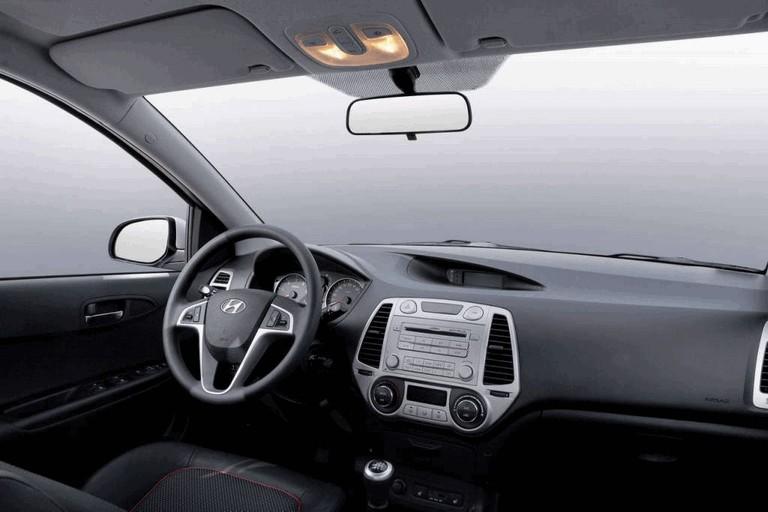 2009 Hyundai i20 246416