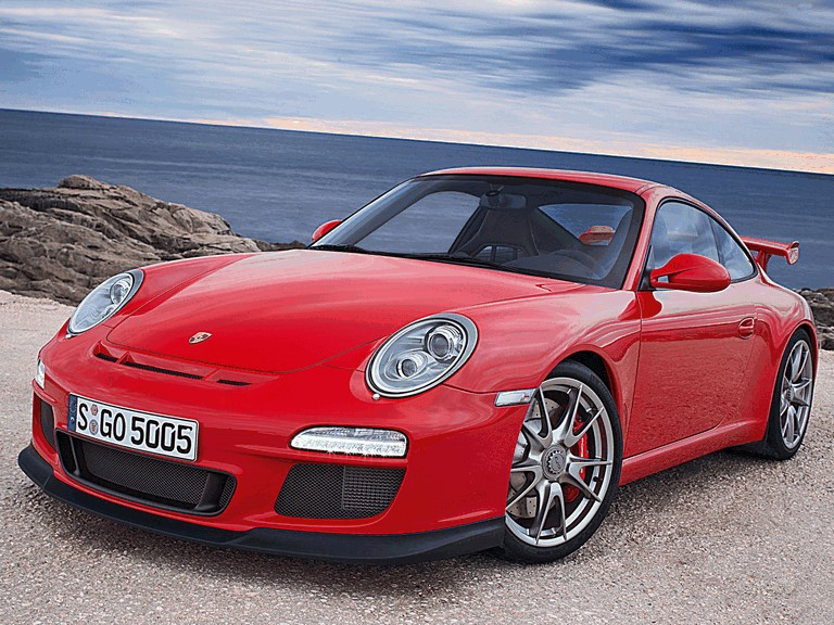 2009 Porsche 911 ( 997 ) GT3 246425