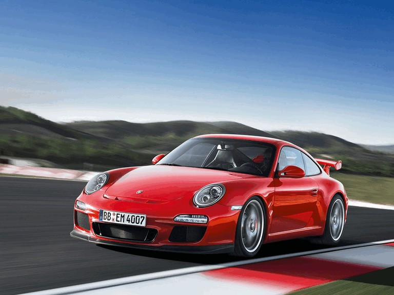 2009 Porsche 911 ( 997 ) GT3 246438