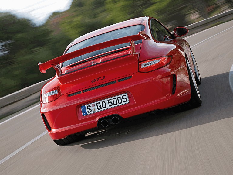 2009 Porsche 911 ( 997 ) GT3 246442