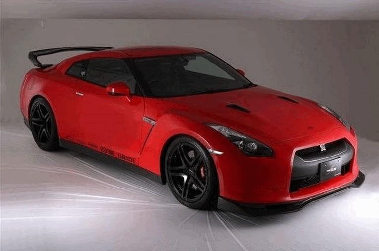 2009 Nissan GT-R R35 aero kit by Shadow Sports Design 246515