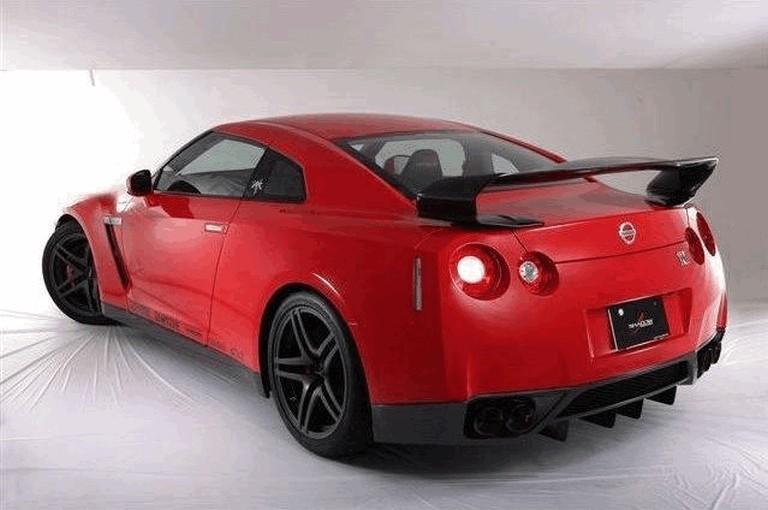 2009 Nissan GT-R R35 aero kit by Shadow Sports Design 246517