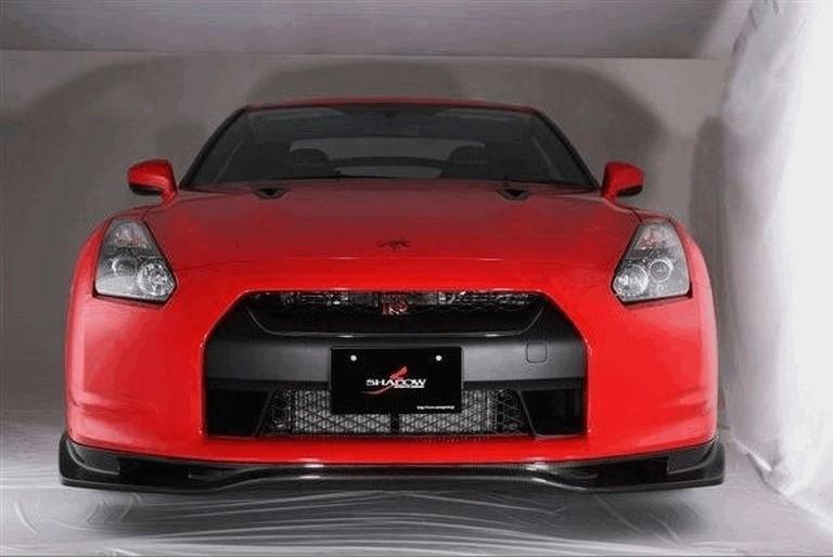 2009 Nissan GT-R R35 aero kit by Shadow Sports Design 246518