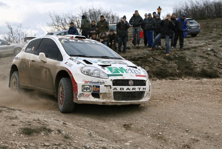 2007 Fiat Grande Punto Abarth rally 246554