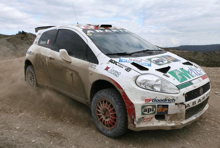 2007 Fiat Grande Punto Abarth rally 246555