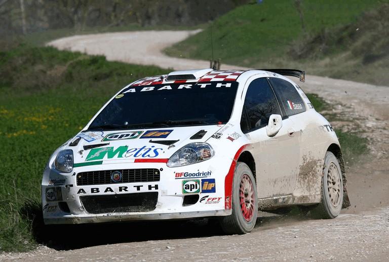 2007 Fiat Grande Punto Abarth rally 246558